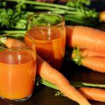 Vitamin A ist gut für unsere Augen