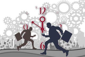 Prokrastination: Freie Zeiteinteilung kann zum Verschieben und Unterbrechen von Arbeiten führen!