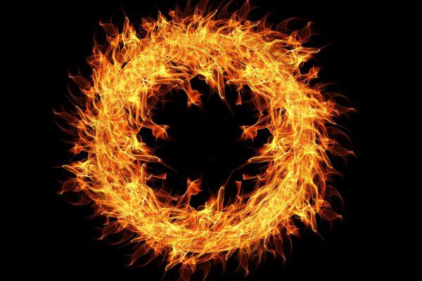 Wie heiß kann Feuer wirklich werden? Hier kommt es darauf an, wieviel Sauerstoff dem Feuer zur Verfügung steht und welches Material verbrannt wird. So sind Temperaturen von 800-1300 Grad möglich!